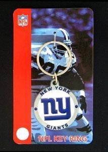 91 NFL Key Ring - New York Giants ()