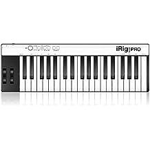 IK Multimedia iRig Keys Pro full-sized 37-key MIDI controller for iPhone, iPad, Android and Mac/PC