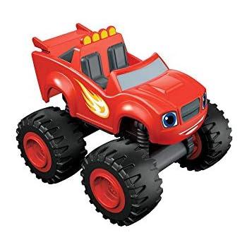 Amazon Com Fisher Price Nickelodeon Blaze The Monster Machines