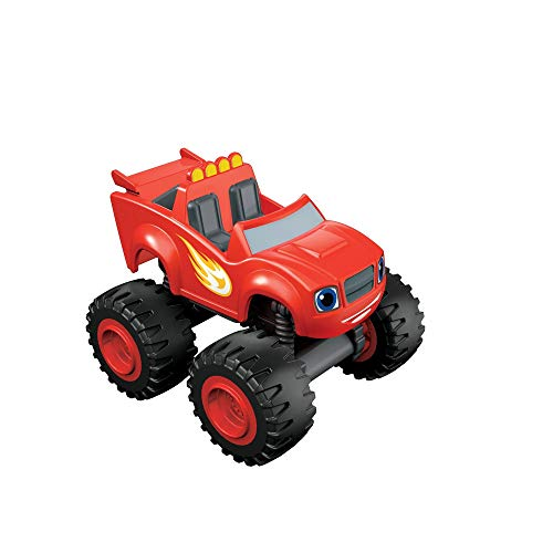 Fisher-Price Nickelodeon Blaze & The Monster Machines, Blaze