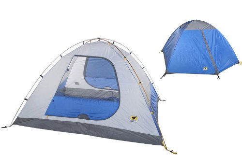 Mountainsmith Genesee 4 Person Tent: Lotus Blue, Outdoor Stuffs