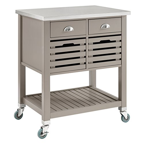 Stainless Steel Kitchen Rolling Carts