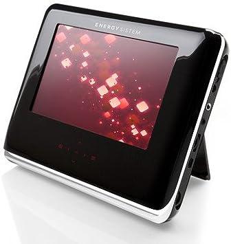 Energy Sistem M3700 TV SLIDE - Reproductor de DVD portátil: Amazon.es: Electrónica