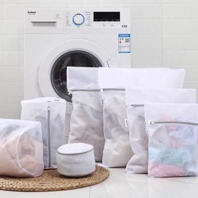 liltourist 8 bolsas de lavandería premium para sujetadores, ropa y calcetines | Red de lavandería para lavadora y secadora | 8 bolsas de lavandería ...