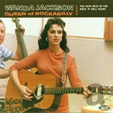 Amazon   QUEEN OF ROCKABILLY   WANDA JACKSON   輸入盤   音楽