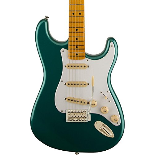 squier-classic-vibe-stratocaster-50s-sherwood-green-metallic-maple