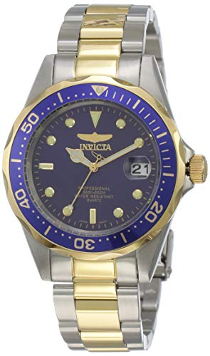 Invicta Men's 8935 Pro Diver Collection Two-Tone Stainless Steel Watch with Link Bracelet from Invicta