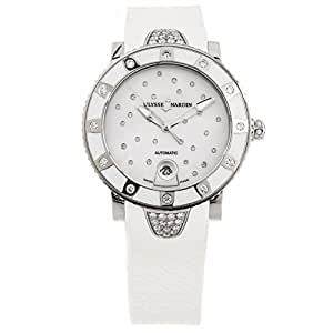 Ulysse Nardin lady diver automatic-self-wind womens Watch 8103-101E-3C/20 (Certified Pre-owned)
