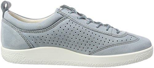 Ecco Ladies Soft 1 Sneaker Blue (trooper)