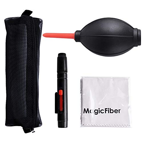 leofit Professional Camera Cleaning Kit for DSLR Cameras Double Sided Lens Cleaning Pen