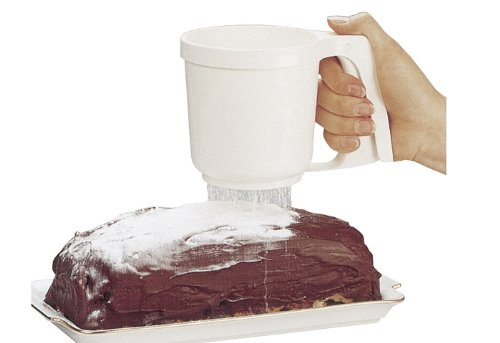 Sifter Handed Flour One - Westmark 32142270 Flour- And Icing Sifter 6