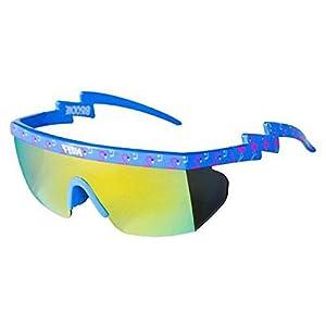 neff Brodie Shades Rimless Sunglasses, Flamingo, 6 mm
