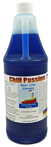 - Chill Passion Beer Line Cleaning Liquid 32 Oz