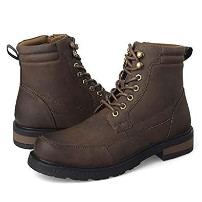 Amazon.com | GM GOLAIMAN Men's Combat Boots Winter Work