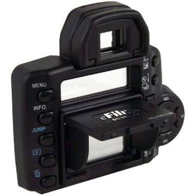 Delkin Devices LCD COVER PRO SNAP CANON REBEL ( DC350D-P (Delkin Devices Pop Up Shade)