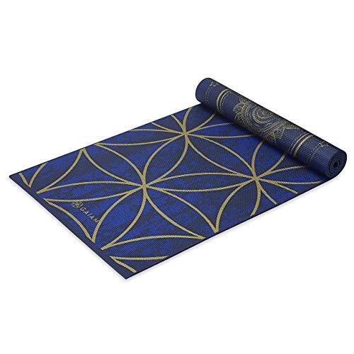 Gaiam Yoga Mat Reversible Exercises product image
