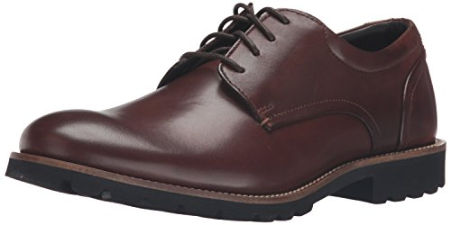 Rockport Men's Colben Oxford- Cll Brown-9  ()