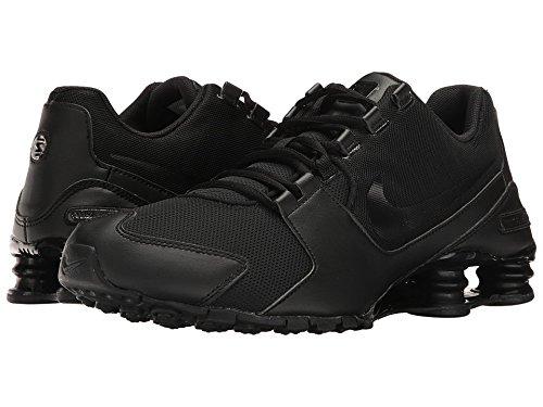 Almacenar Nike Hombre Shox Avenue Classic Zapatillas New All Triple Negro Avenue Classic Zapatillas 352TO