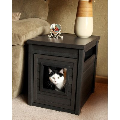 New Age Pet Loo Litter Box Cover and End Table, My Pet Supplies