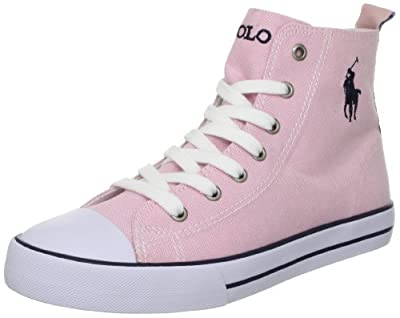Polo Ralph Lauren Kids Brooster Hi Sneaker (Toddler/Little Kid/Big Kid) from Polo Ralph Lauren Kids