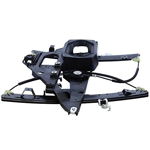 MILLION PARTS Driver Front Power Window Lift Regulator Replacement for Ford Expedition & Lincoln Navigator 2003 2004 2005 2006