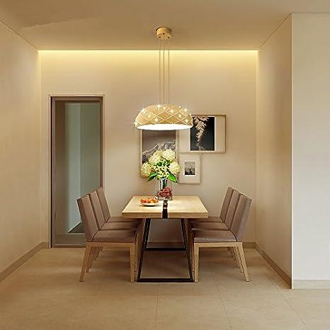 Lámpara colgante de techo con lámpara de techo, estilo retro ...