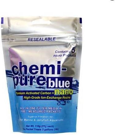 Boyd Enterprises Chemi-Pure Blue Nano Five-Pack 110 Grams Total