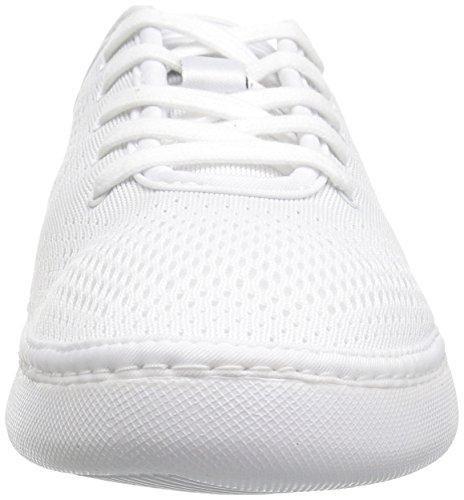Lacoste Lacoste Lacoste White Lacoste Lacoste Lacoste Lacoste Textile White 5pqHw4gxn