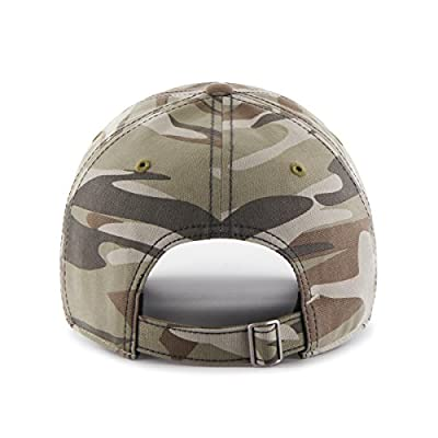 MLB Women's Sparkle Camo Clean Up Hat