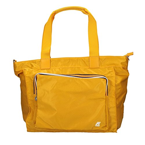 K-way K-toujours Shopper Moutarde Jaune