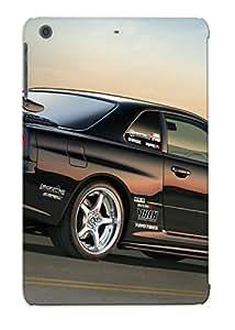 Ipad Mini/mini 2 Case Bumper Tpu Skin Cover For Nissan Skyline Accessories