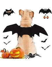 Halloween hondenkostuum, vleermuiskostuum voor huisdieren, dierenvleermuiskostuum voor honden, cosplay party, Kerstmis, speciale evenementen kostuum