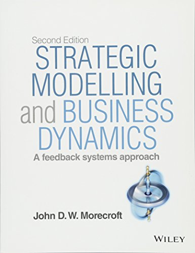 Strategic Modelling and Business Dynamics, + Website: A feedback systems approach
