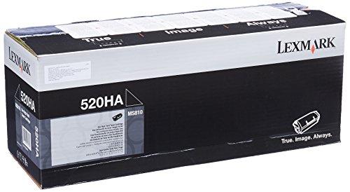 Lexmark 52D0HA0 High Yield Toner by Lexmark