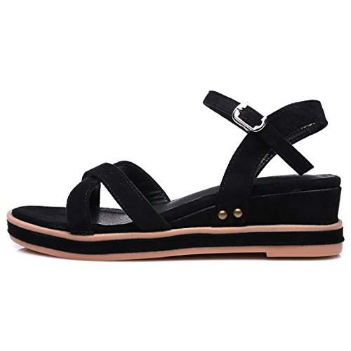Sandalias de Verano para Mujer Tacones Altos, Blanco 38 -