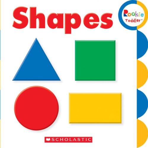 Shapes (Rookie Toddler) - Shape Best