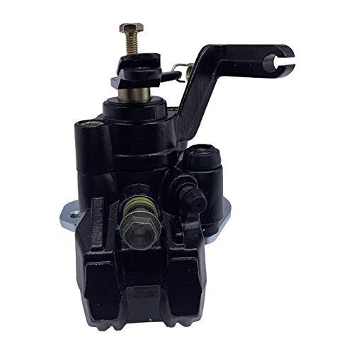 Zsoog Rear Brake Caliper Assembly For HONDA Sportrax 400 TRX 400EX TRX400X 2005-2014 With Pads