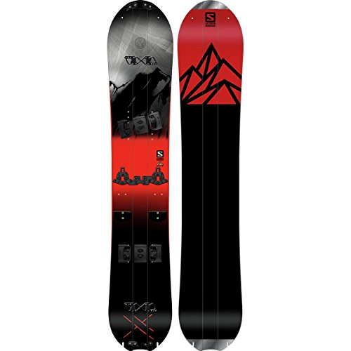 Rocker Snowboard Custom (Salomon Snowboards Premiere Splitboard - Men's One Color, 157cm)