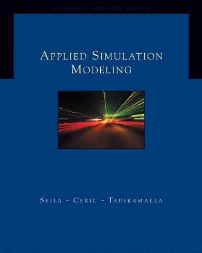 Applied Simulation Modeling (with CD-ROM) (Duxbury Applied Series)