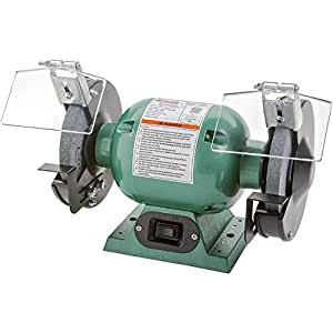 Grizzly Industrial G9717 6 Quot Bench Grinder W 1 2 Quot Arbor