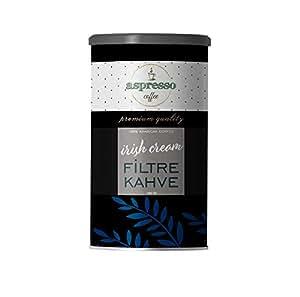 Aspresso Irish Cream Filtre Kahve 500 gr.