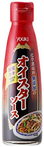 Asian Sauce Organic (Organic chemistry seasoning additive-free oyster sauce 220g)