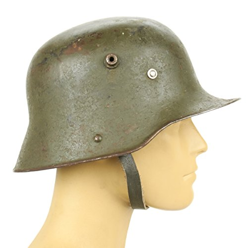 Original Imperial German WWI M16 Stahlhelm Helmet with for sale  Delivered anywhere in USA