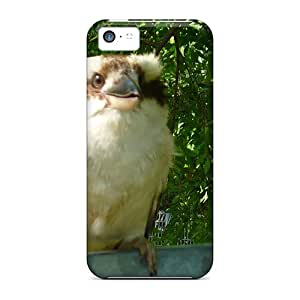Fashion Protective My Friendy Kookabura Case Cover For Iphone 5c