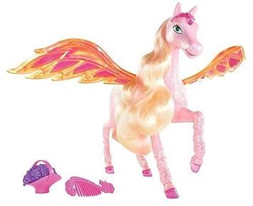barbie pink horse