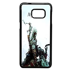Assassins Creed 2 007 Samsung Galaxy S6 Edge Plus Cell Phone Case Black Protective Cover