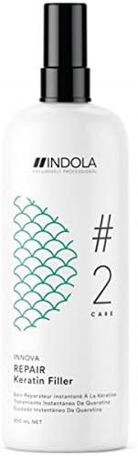 Acondicionador de queratina para reparación de cuidado de Indola Innova, número 2, 300 ml