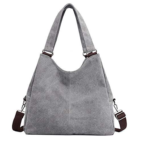 Tote Bag Grey Bandoulière Coafit À Messenger Casual Womens Outdoor Sac H5xxanqpw