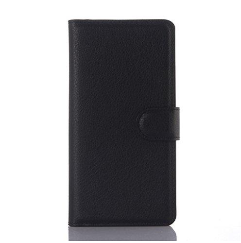 Funda Lenovo Vibe Shot Z90,Manyip Caja del teléfono del cuero,Protector de Pantalla de Slim Case Estilo Billetera con Ranuras para Tarjetas, Soporte Plegable, Cierre Magnético B