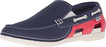 Crocs Beach Line Men's Boat Shoes